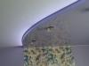 двухуровневый натяжной потолок с подсветкойв орле
