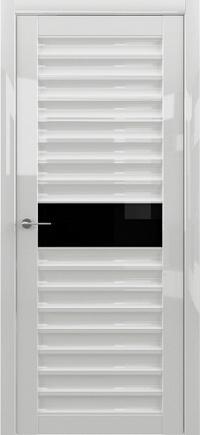 глянцевая Дверь ALBERO Мегаполис GL Дели GL