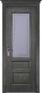 Дверь фабрики Ока Аристократ массив дуба