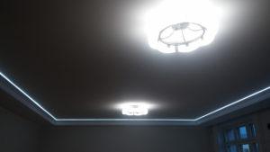 Тканевые натяжные потолки в Орле