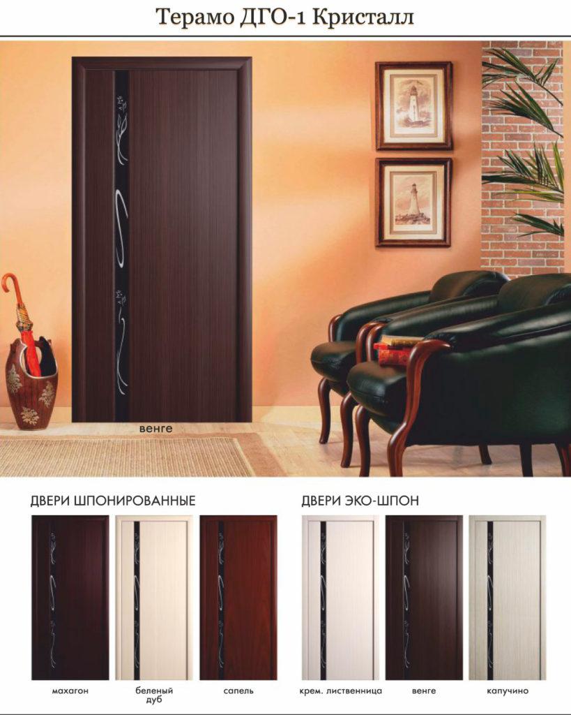 Дверь Терамо ДГО-1