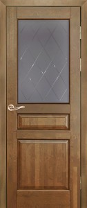 Дверь Валенсия массив ольхи