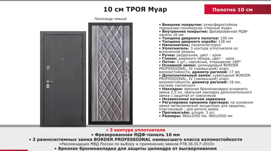 Троя Муар