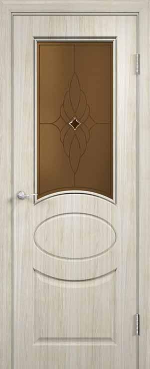 Гера остекленная дверь