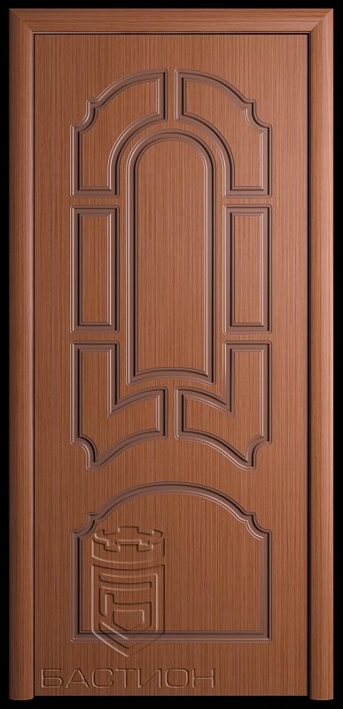 Дверь межкомнатная с покрытием натуральный шпон в орле