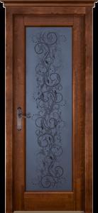 Дверь Лондон-2 массив ольхи