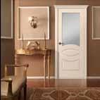 Межкомнатные двери покрытие эмаль с патиной