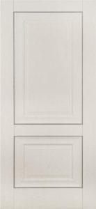 Дверь межкомнатная со стеклом. Катрин Классика-Дуб Айвори. Цена 4740. Покрытие эко-шпон.